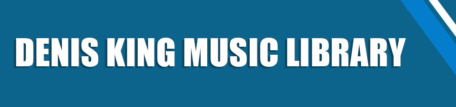 Denis King Music Logo
